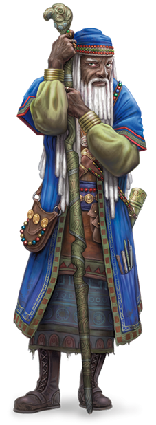 Wizard 5th edition D&D