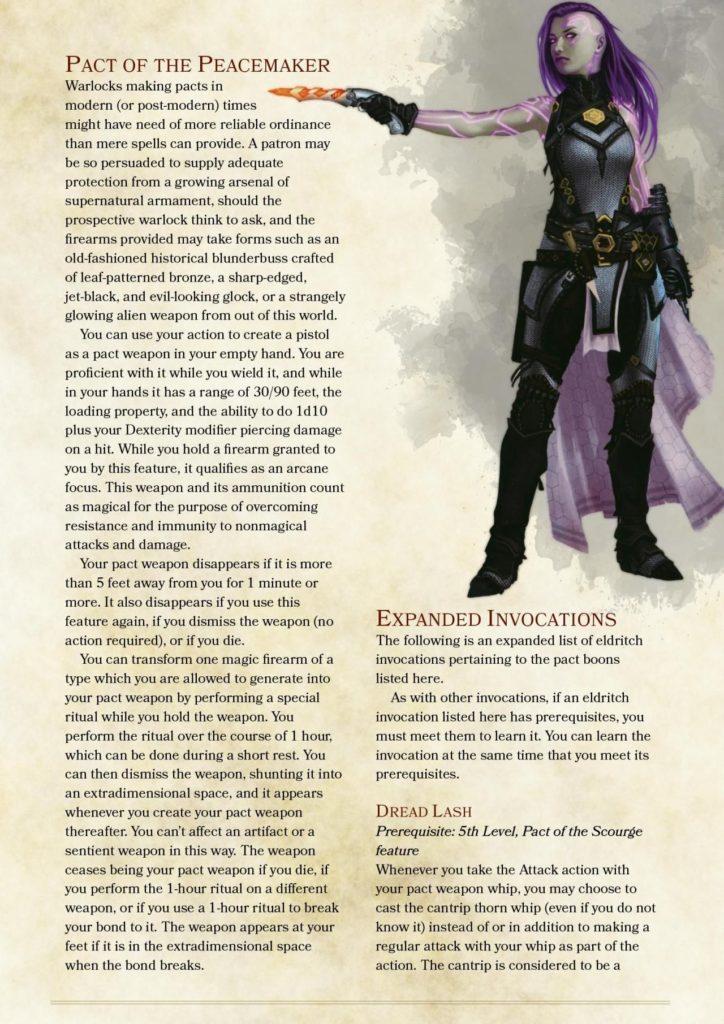The Warlock 5E