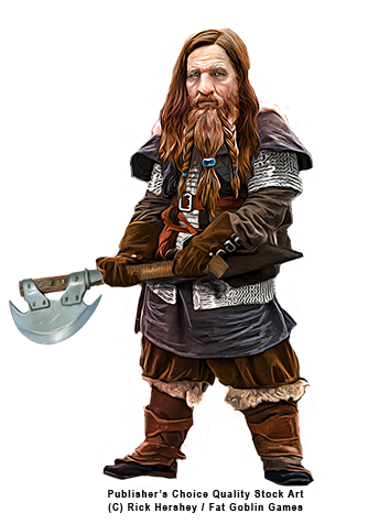 Your dwarf character has an assortment of inborn Abilities, part and parcel of dwarven Nature.