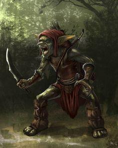 Goblin race